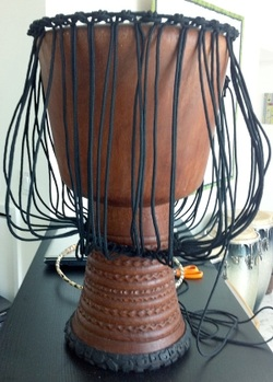 repairing, tuning a djembe, african drums, djembe, doun doun, dunun, djun djun, djun-djun, jembe, drum supplies